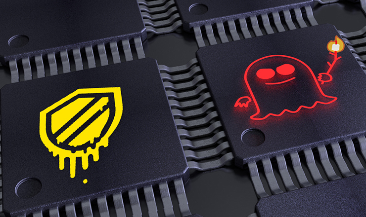 Spectre Meltdown Threats