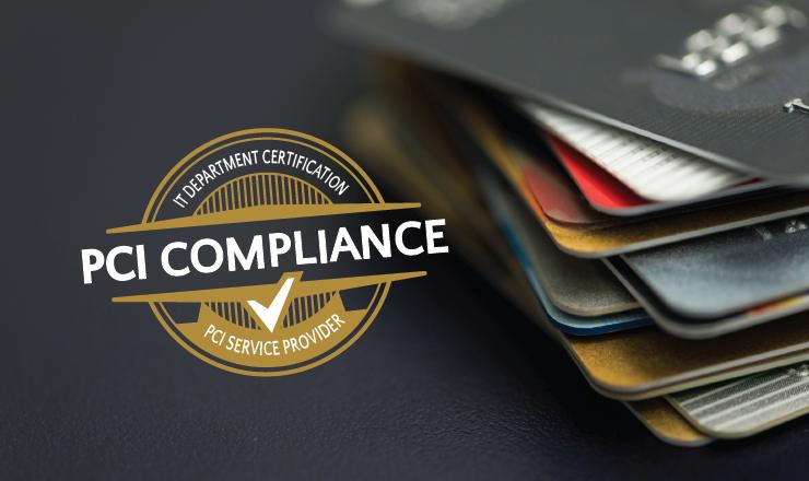 PCI Compliant Service Provider