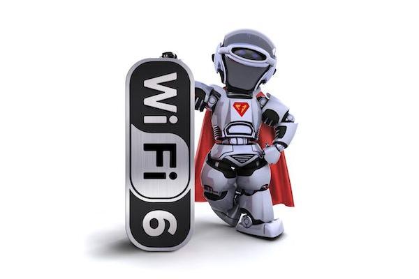 wifi-6 IEEE standard 802.11ax