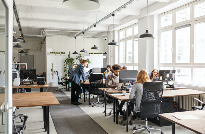 WLAN in Businesses